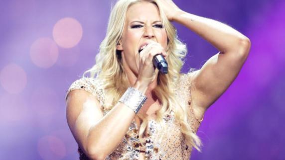 Spannung beim eurovision song contest cascada in malmö umjubelt