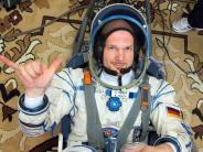 Raumfahrt: Nachtschwärmer können Flug von Gerst zur ISS sehen - vielleicht