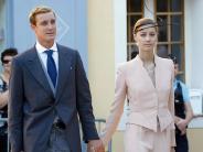 Hochzeit: Monaco-Spross Casiraghi vor dem Traualtar