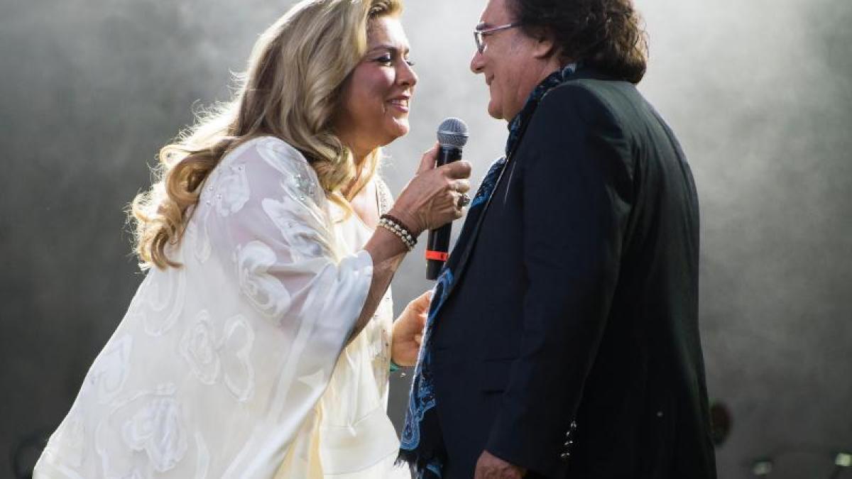 Kinder Al Baño Und Romina Power:Musik: Al Bano und Romina Power vereint – Promis, Kurioses, TV