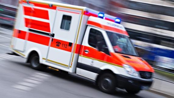 """Region Augsburg: """"Notfall"""" Bauchweh: Rettungsdienste beklagen steigende Einsatzzahlen"""