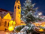 Wetter: Es besteht Hoffnung auf weiße Weihnachten