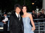 Gitarrist von Rolling Stones: Zwillinge! Ron Wood mit knapp 70 frischgebackener Vater