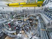 Kernfusionsexperiment: Wendelstein 7-X: Fusionsexperiment erzeugt erstes Wasserstoff-Plasma