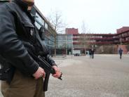 Nürnberg: Polizei gibt Entwarnung nach Großeinsatz an Uni Nürnberg