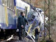 Bad Aibling: Was bisher über das Zugunglück bekannt ist