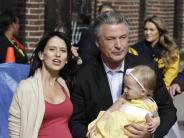 Leute: Alec Baldwin und seine Frau erwarten drittes Kind