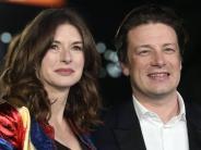 Star-Koch: Jamie Olivers Sohn hat einen besonderen Namen bekommen