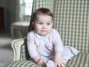 Britisches Königshaus: Neue Fotos! Prinzessin Charlotte feiert 1. Geburtstag