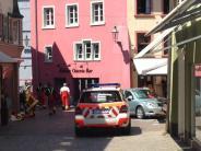 Bad Säckingen: Zwei Tote, 27 Verletzte: Rentner kommt nach Irrfahrt vor Gericht