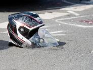 Kreis Augsburg: Warum Motorradfahrer auf helle Kleidung achten sollten