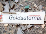 Kreis Aschaffenburg: Geldautomat gesprengt: Großfahndung gestartet