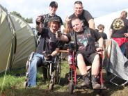 Musik: Headbanger mit Handicap in Wacken