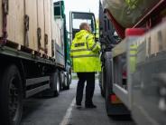 Schwaben: Kontrollen: Viele LKW-Fahrer zu sorglos mit Gefahrgut