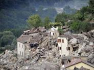 Zentralitalien: Mindestens 63 Tote nach Erdbeben in Italien - Viele Menschen verschüttet