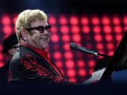 Konzerte in London: Apple Music Festival mit Elton John und Robbie Williams
