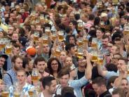 News-Blog zur Wiesn 2016: Halbzeitbilanz: Weniger Besucher auf Oktoberfest als sonst