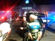 USA: US-Polizei fasst 20-Jährigen nach Schießerei in Einkaufszentrum