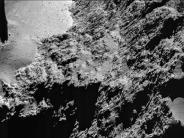 Landung auf «Tschuri»: «Rosetta» beendet nach zwölf Jahren Weltraum-Mission