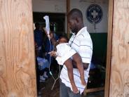 Cholera in Haiti: Cholera-Ausbruch in Haiti: Ban Ki Moon entschuldigt sich