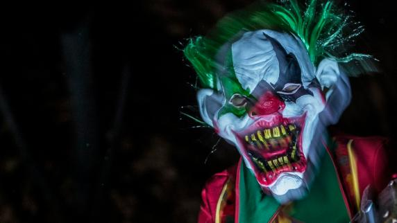 Horror-Clowns: Sie tauchen auch in unserer Region auf: Was wollen die Grusel-Clowns?