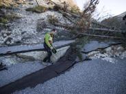 Italien: Neue Erdbebenserie erschüttert Mittelitalien