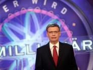 """Wer wird Millionär?: Panne bei """"Wer wird Millionär?"""": Monitor fällt auf den Boden"""