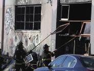Kalifornien: Mindestens 30 Menschen sterben nach Feuer auf Techno-Party
