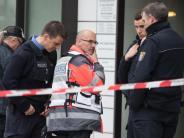 Marburg: Nach Bluttat: Arzt feuerte 14 Mal auf seinen Kollegen