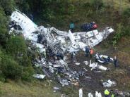 Blackbox ausgewertet: Flugzeugabsturz in Kolumbien: Treibstoffmangel als Ursache