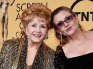 Nachruf: Carrie Fisher und Debbie Reynolds: Im Tod sind sie sich nah