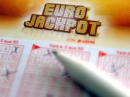 Eurolotto: Eurojackpot-Zahlen der Ziehung am Freitag, 21. April 2017