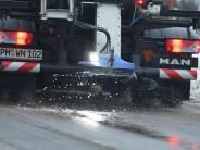 Streusalz: Sichere Straßen, geschädigte Natur - die Folgen von Streusalz