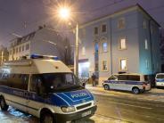 Mit 600 Beamten: Großeinsatz gegen Diebes- und Hehlerbande in Dresden