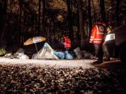 Linke kritisiert soziale Kälte: Schätzung: Fast 300 Obdachlose seit 1991 erfroren