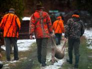 381 821 Jagdscheininhaber: Rekord bei den Jägern