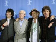 Berlinale: Rolling Stones brachten Dieter Kosslick ins Schwitzen