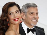 Zwillinge: George Clooney spricht zum ersten Mal über seinen Nachwuchs