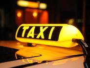 München: Taxifahrer hat offenbar Fahrgast überfahren