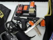 Morddrohungen: Rocker-Prozess: Bewährungsstrafe für Aussteiger