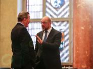 SPD-Kanzlerkandidat: Bricht Schulz mit Schröders Politik?