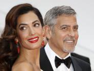 George Clooney: Nachwuchs bei den Clooneys - die Zwillinge sind da