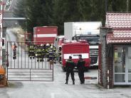 Mehrere Detonationen: 19 Verletzte bei Explosionen in Munitionsfabrik