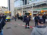 Heidelberg: Mann fährt in Menschengruppe: 73-jähriger stirbt