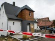 Toter und Schwerverletzte: Drama in Einfamilienhaus