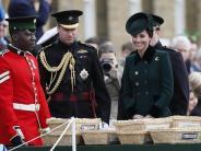 Mit Kate in Paris: Prinz William nach Ski-Urlaub in Kritik