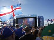 Fußball: Neun Monate nach dem EM-Sieg gegen England: Babyboom in Island