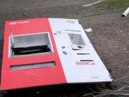 Opfer war polizeibekannt: 31-Jähriger stirbt bei Sprengung von Fahrscheinautomat