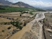 «Küsten-El-Niño»: Peru kämpft gegen Fluten - Präsident:Klimawandel schuld