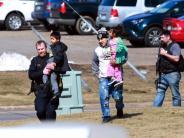 Tatverdächtiger in Gewahrsam: Vier Tote nach Schüssen an drei Orten in US-Staat Wisconsin